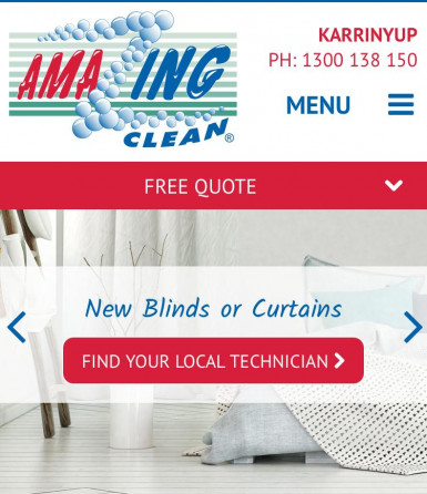 Blind Cleaning Business  Business  for Sale