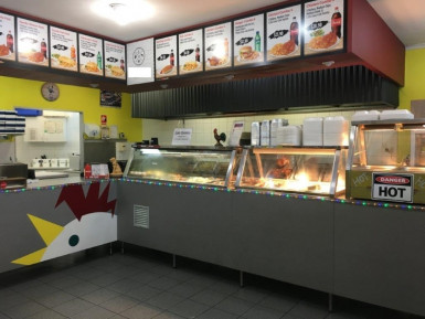 Chicken Seafood Takeaway  Business  for Sale