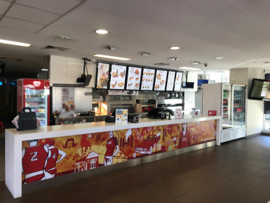 Red Rooster Restaurant  Business  for Sale