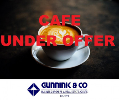 Cafe Under Management  Business  for Sale