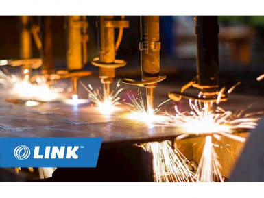 Welding and Fabrication  Business  for Sale