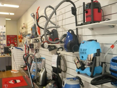 Vacuum Cleaner Retail Shop & Repairs  Business  for Sale
