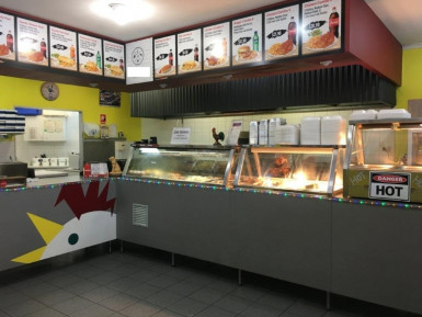 Chicken & Seafood  Business  for Sale