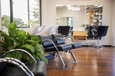 Large Hair Salon  Business  for Sale