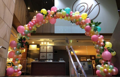 Balloon Display  Business  for Sale