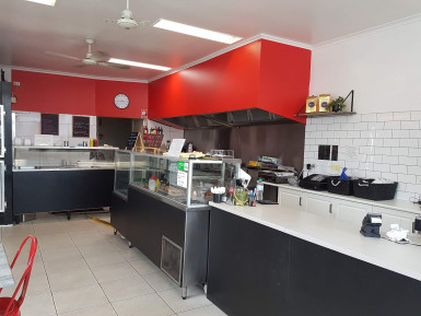 Industrial Takeaway 5 Day  Business  for Sale