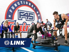Profitable F45 Studio Business for Sale Gold Coast