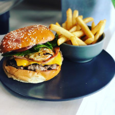 Restaurant Cafe Burger and Takeaway Business for Sale Adelaide